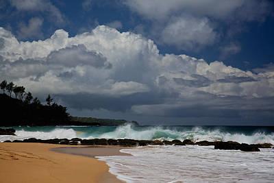 Photograph - Kauai Northshore by Steven Lapkin
