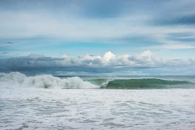Photograph - Kauai Wave by Robert Potts