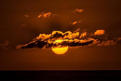Photograph - Kauai Sunset by Tex Wantsmore