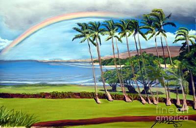 Kauaii Tranquility Original