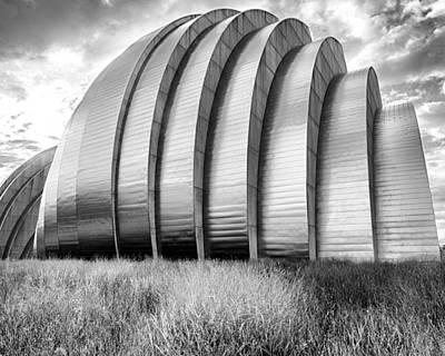 Photograph - Kauffman Center by Kyle Howard
