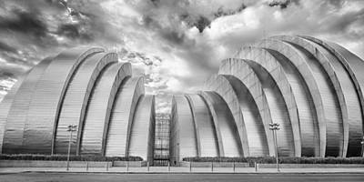 Photograph - Kauffman Center Wide by Kyle Howard