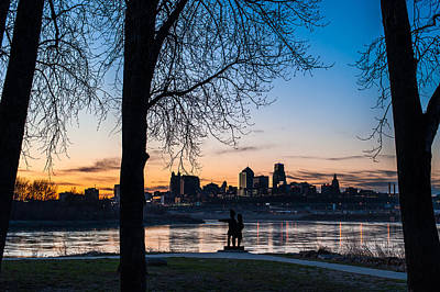 Photograph - Kaw Point Park by Jeff Phillippi