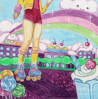 Kawaii World Original by Cara Brown
