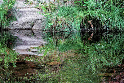 Photograph - Kaweah Reflections 10c5 by Kent Nancollas