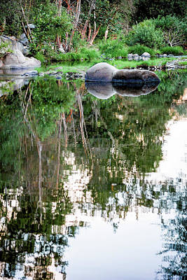 Photograph - Kaweah Reflections 18 by Kent Nancollas