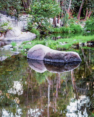 Photograph - Kaweah Reflections 24 by Kent Nancollas