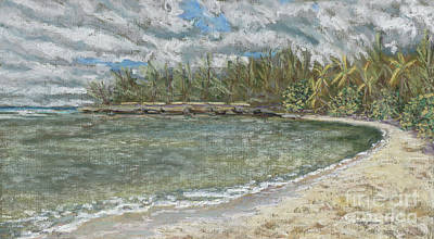 Kawela Bay Art Print by Patti Bruce - Printscapes