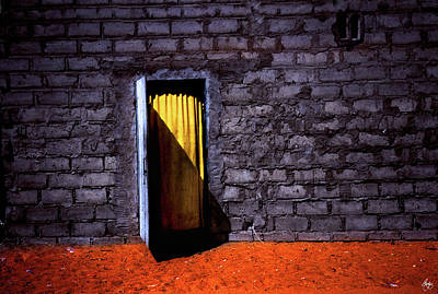 Photograph - Kayar Doorway by Wayne King