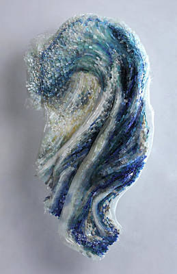 Glass Art - Kaynak by Mia Tavonatti