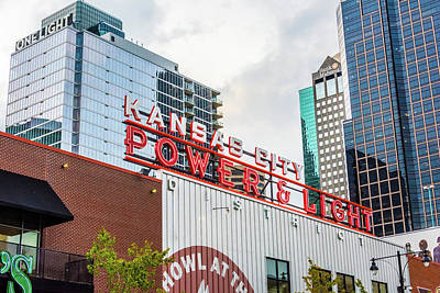 Photograph - Kc Power And Light by Pamela Williams