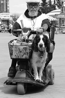 Best Friend Photograph - Kdays by Jerry Cordeiro