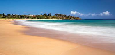 Photograph - Kealia Beach Kauai by Pierre Leclerc Photography