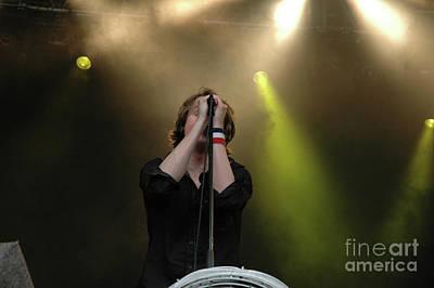 Photograph - Keane by Jenny Potter