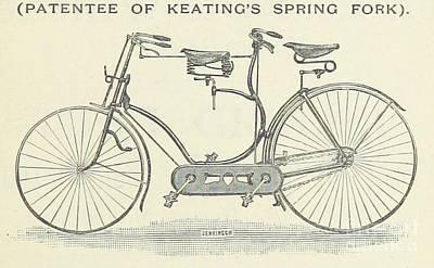 Keatings Spring Fork Bicycle Original