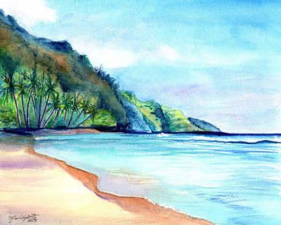 Ke'e Beach 2 Original