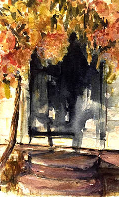 Painting - Keeler Hydrangea  by David  Llanos