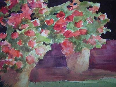 Painting - Keep On Potting by Sandy Collier