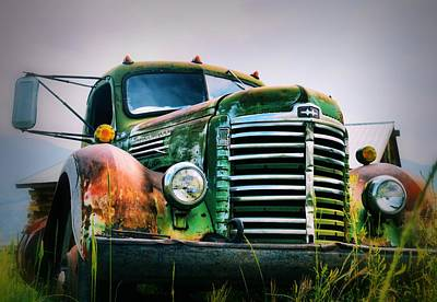 Photograph - Keep On Trucking by Jacqui Binford-Bell