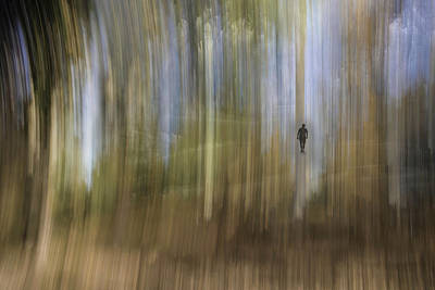 Photograph - Keep Walking by Mache Del Campo