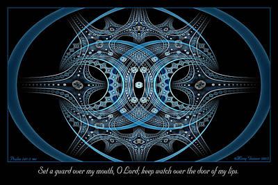 Digital Art - Keep Watch by Missy Gainer