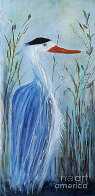 Painting - Keeping Vigil by Karen Day-Vath