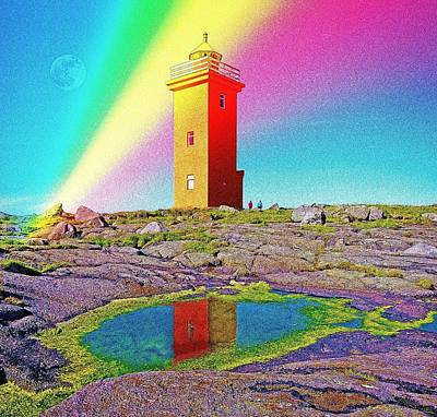 Royalty-Free and Rights-Managed Images - Keflavik, Iceland by Celestial Images
