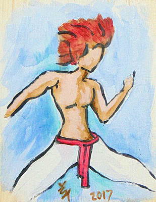 Kehya Art Print