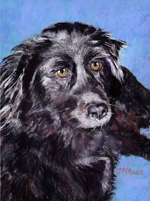 Painting - Keiko by Julie Maas
