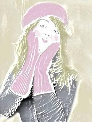 Painting - Keina by Emna Bonano