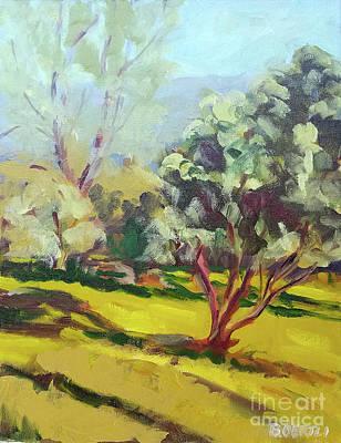 Painting - Kelly Ridge 1 by Barbara Oertli
