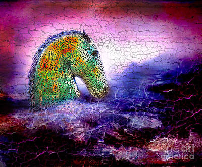 Photograph - Kelpie by Judi Bagwell