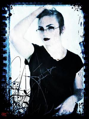 Kelsey 2 Art Print