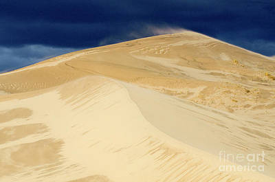Photograph - Kelso Dunes California 2 by Bob Christopher