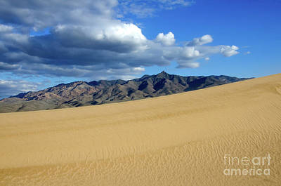Photograph - Kelso Dunes California 3 by Bob Christopher