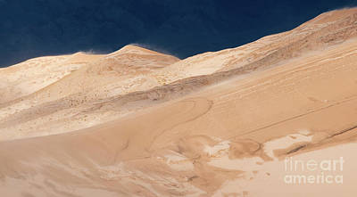 Photograph - Kelso Dunes California 4 by Bob Christopher