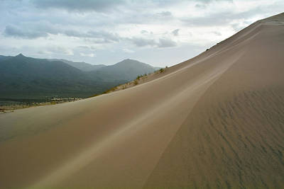 Photograph - Kelso Dunes Sands by Kyle Hanson