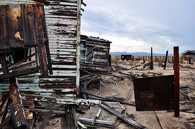 Photograph - Kelso Ghost Town by Kyle Hanson