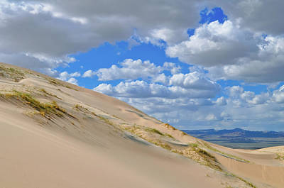 Photograph - Kelso Sand Dune Field by Kyle Hanson