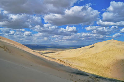 Photograph - Kelso Sand Dunes by Kyle Hanson