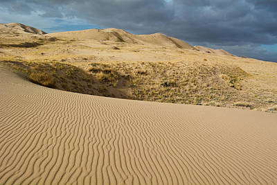 Photograph - Kelso Singing Sand Dunes  by Kyle Hanson