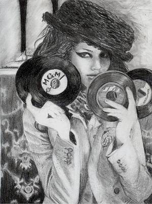 Kemp Muhl Art Print by Angelica Medrano