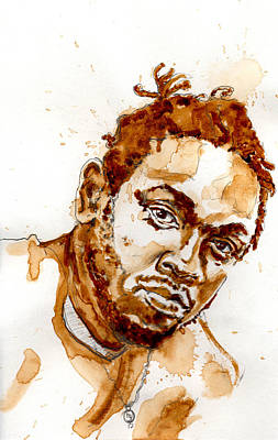 Painting - Kendrick by Howard Barry