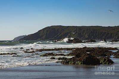 Photograph - Kennack Sands by Brian Roscorla