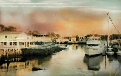 Photograph - Kennebunkport Dreams by Diana Angstadt