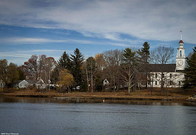 Photograph - Kennebunkport Maine  by Debra Forand