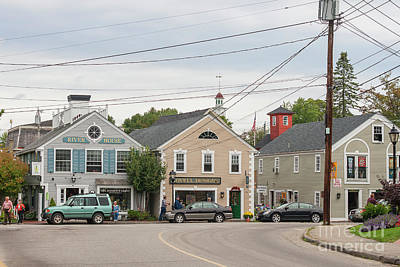 Photograph - Kennebunkport, New England by Patricia Hofmeester