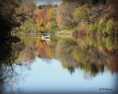 Photograph - Kennedy Memorial Park-webster County by Kathy M Krause