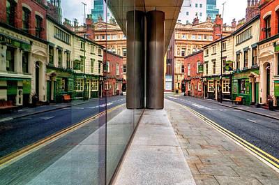 Photograph - Kennedy Street, Manchester by Neil Alexander