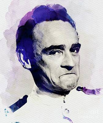 Musician Royalty-Free and Rights-Managed Images - Kenneth Connor, Carry On Actor by John Springfield